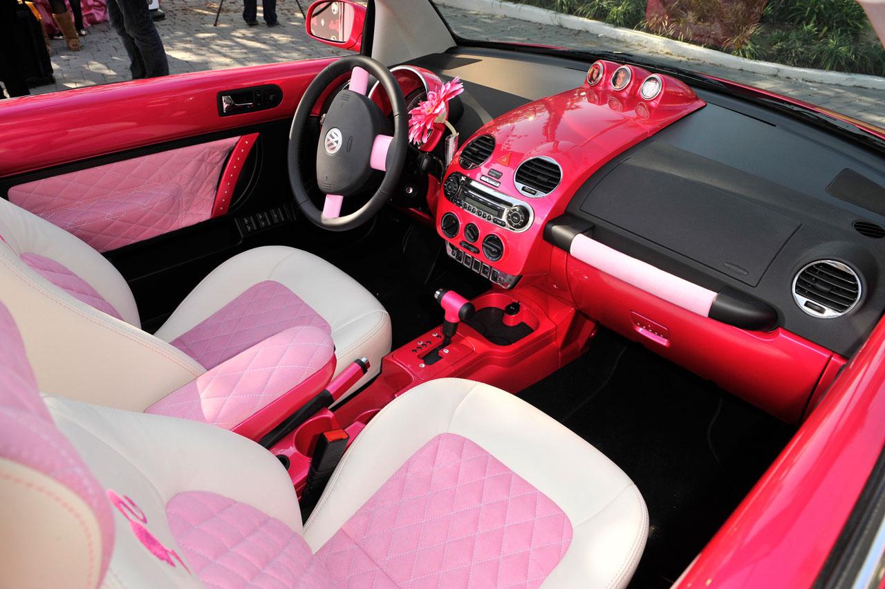 Barbie-VW-Convertible