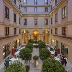 Mandarin Oriental Milan Hotel – Timeless Luxury With Chic Interior Decor And Elegant Exterior