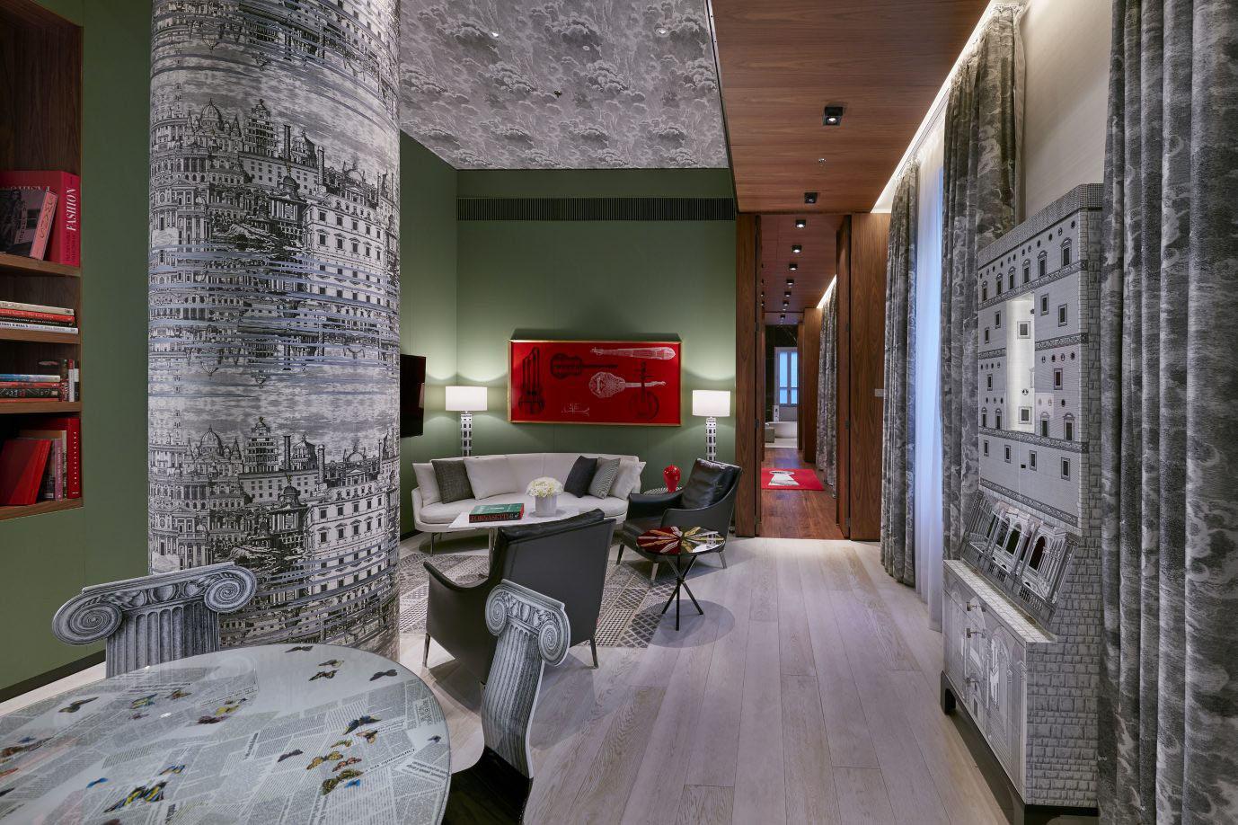 Mandarin Oriental Milan Hotel Timeless Luxury With Chic
