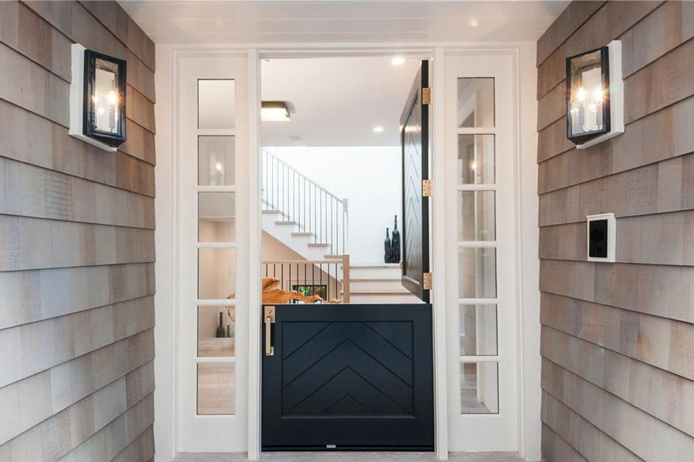 Contemporary Dutch Door Front Stable Door