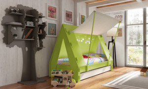 Green Beds for Kids