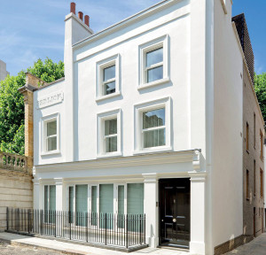 Pub Conversion Luxury Home