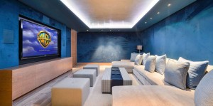 Luxury Home Cinema Room