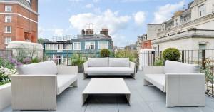 London Roof Terrace