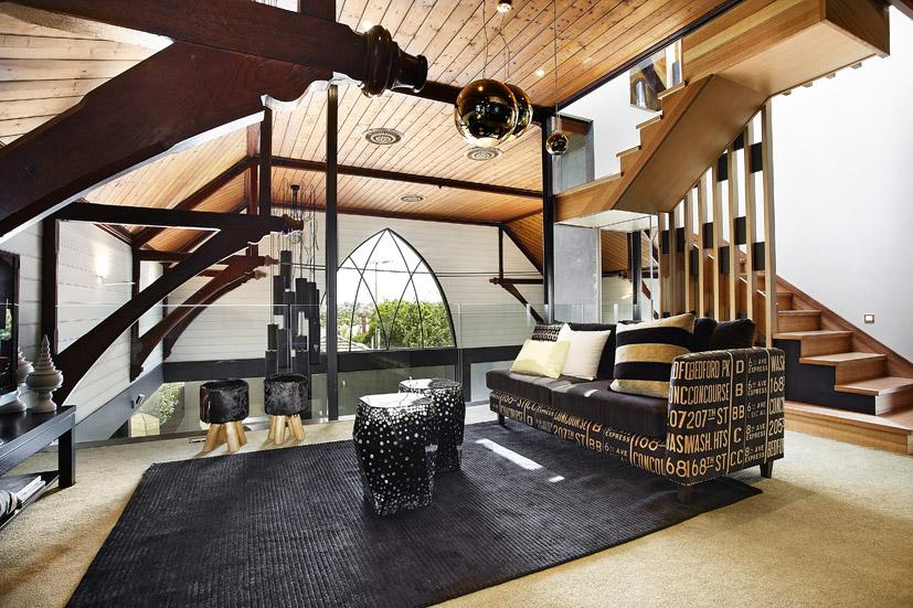 Home Mezzanine Lounge