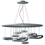 Mercury Ceiling Suspension By Artemide
