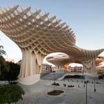 Metropol Parasol – A New Icon For Seville