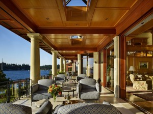 Italian Style Villa on Lake Washington