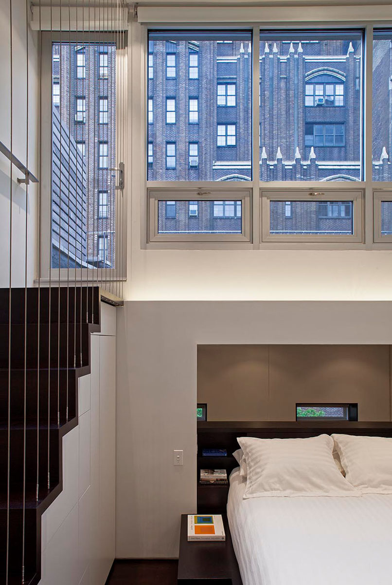 Tiny Micro Loft Apartment In Manhattan Idesignarch