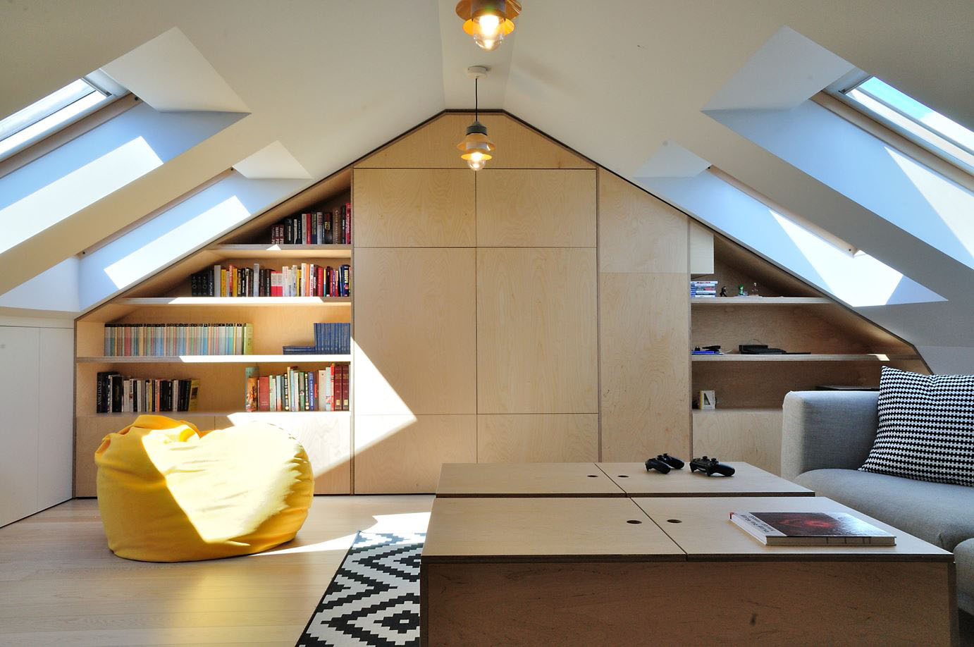 Family Home In Poland Inspired By Mid Century Modernism