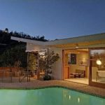 Mid-Century Modern Home In Los Angeles