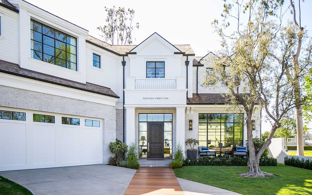 Mid Century Modern Transitional Style Home With Open Concept Basement Idesignarch Interior