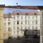 Neo Renaissance House With Mirror-Effect Façade