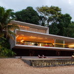 Modern Beach House On The Brazilian Coast
