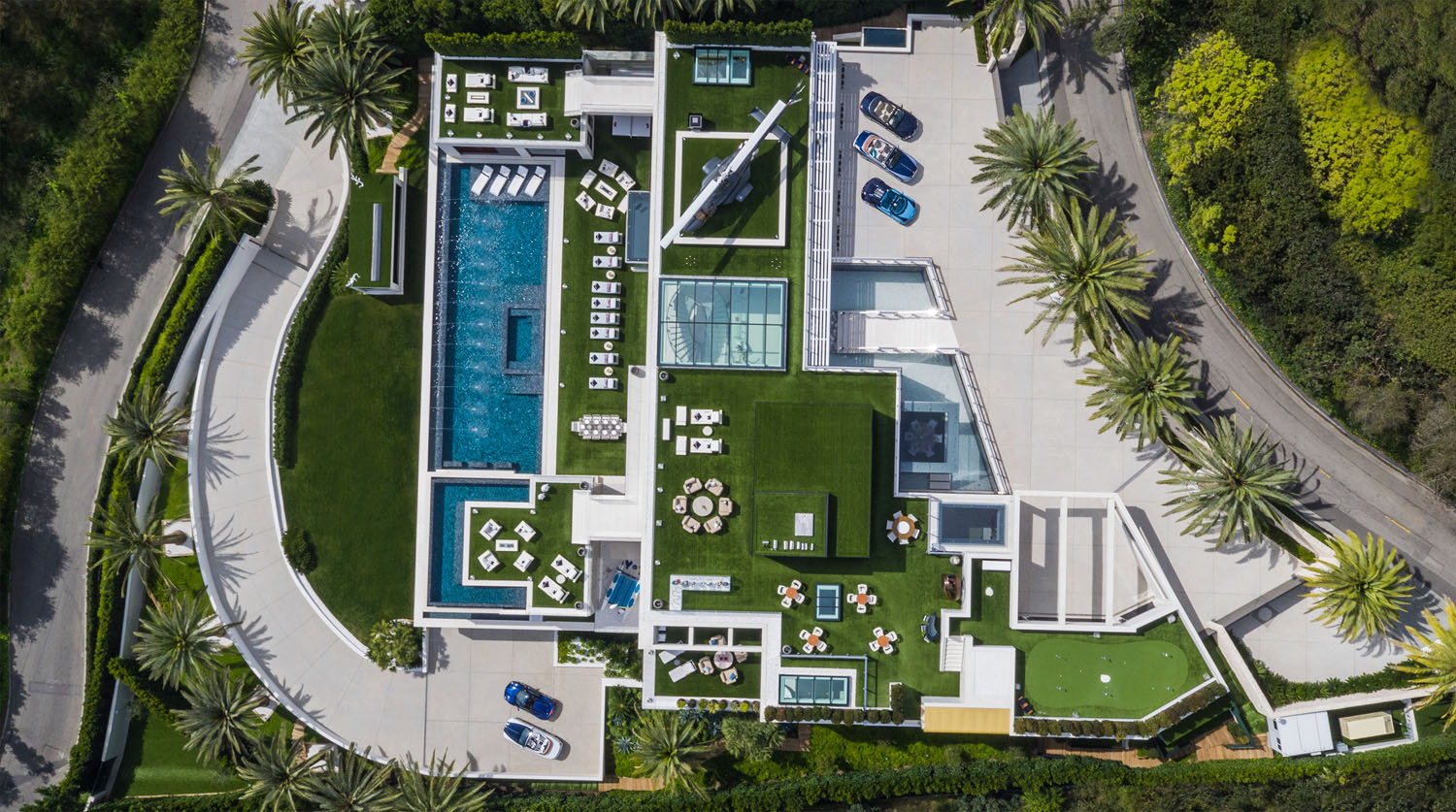 Inside The Most Expensive Luxury Mansion In The United