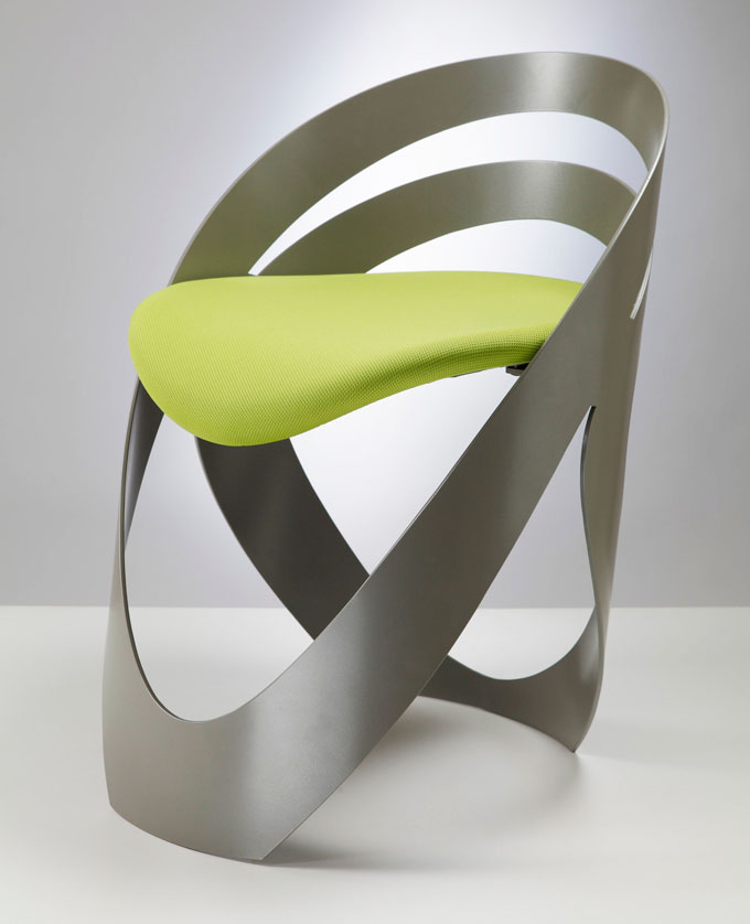 modern chair designs. Contemporary-Aluminium-Chair Modern Chair Designs D