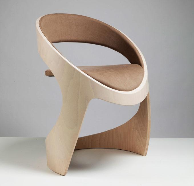 Luxury Villa Designs: Stylish Modern Chair Designs By Martz Edition