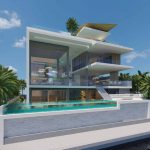 Modern Coastal Dream Home with Indoor/Outdoor Pools