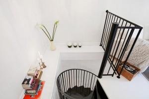 Duplex Spiral Staircase