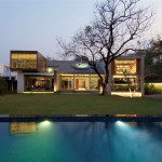 Contemporary Home Design In Hyderabad