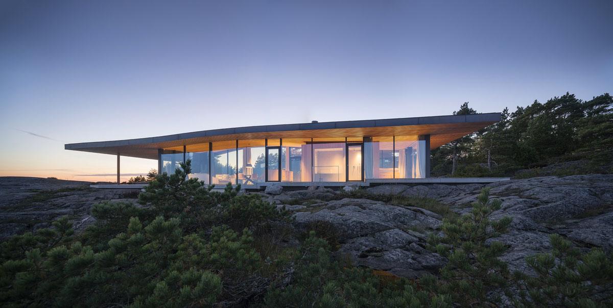 Landscape Design Front Of House Rocks