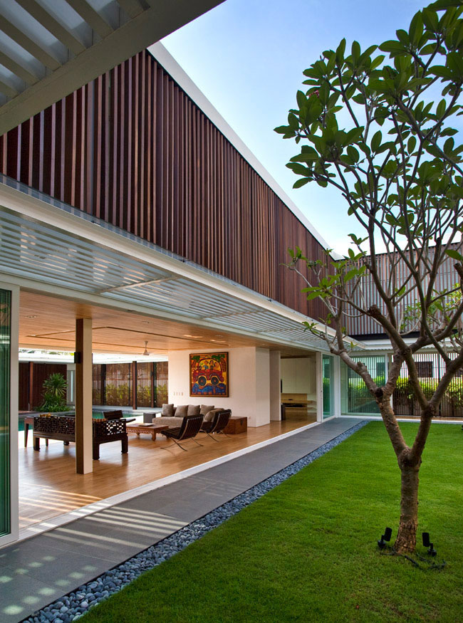 Modern Home Architecture Design In Singapore Idesignarch