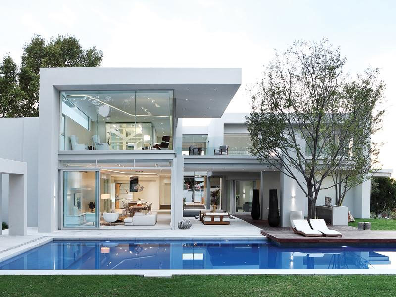 Lovely Modern Home South Africa
