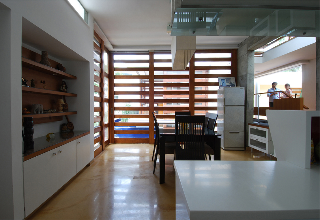 Modern Open Concept House In Bangalore Idesignarch