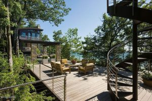 Luxury Waterfront Paradise on Lake Michigan