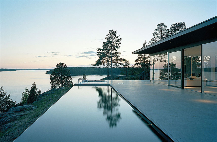 Modern Dream Lake House In Sweden Idesignarch Interior