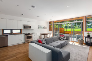 Modern Coach House Interior