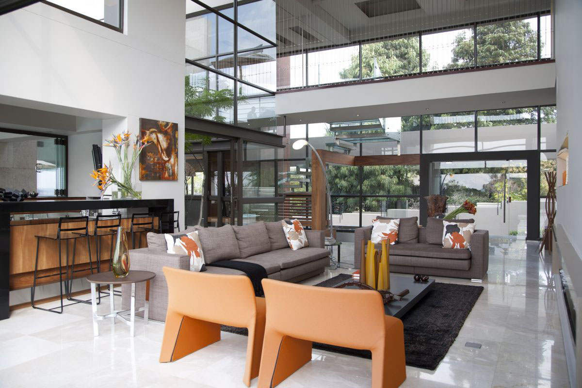 Modern luxury home in johannesburg idesignarch - Modern house interior design ...