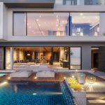 Modern Oceanfront Luxury Villa In Bahrain