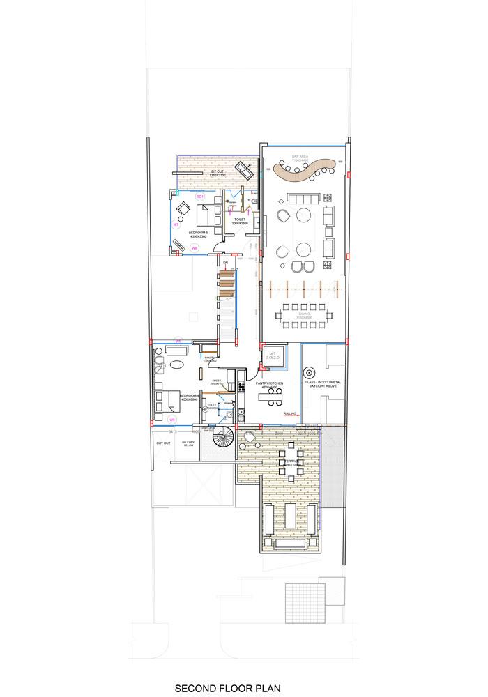 Contemporary Residence Bahrain House Architected By Moriq: Modern Oceanfront Luxury Villa In Bahrain