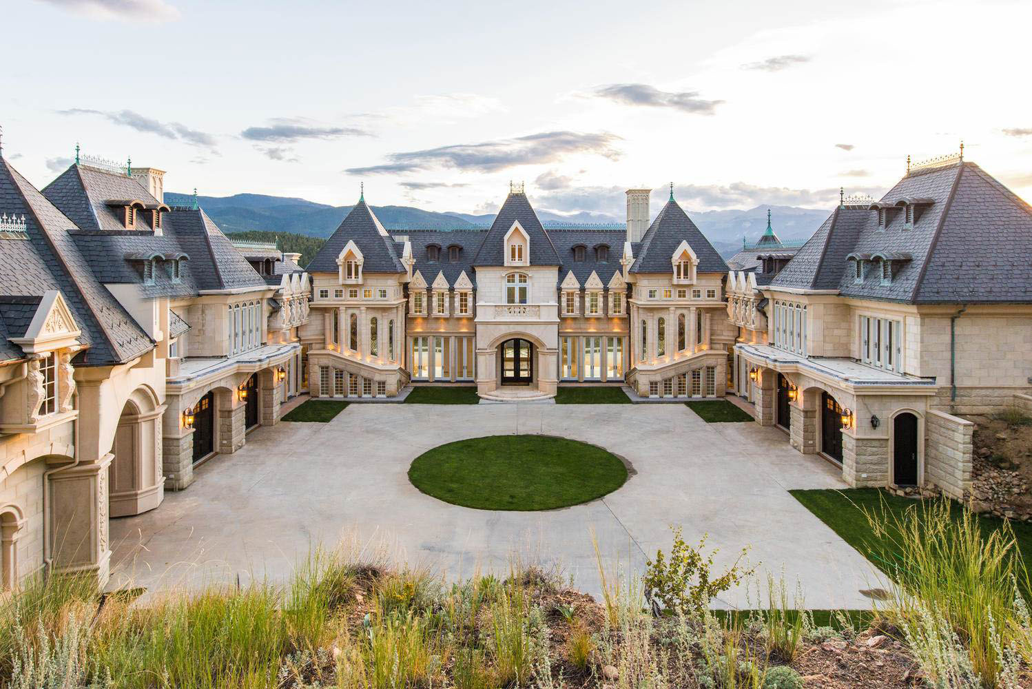 Luxury Limestone Mansion