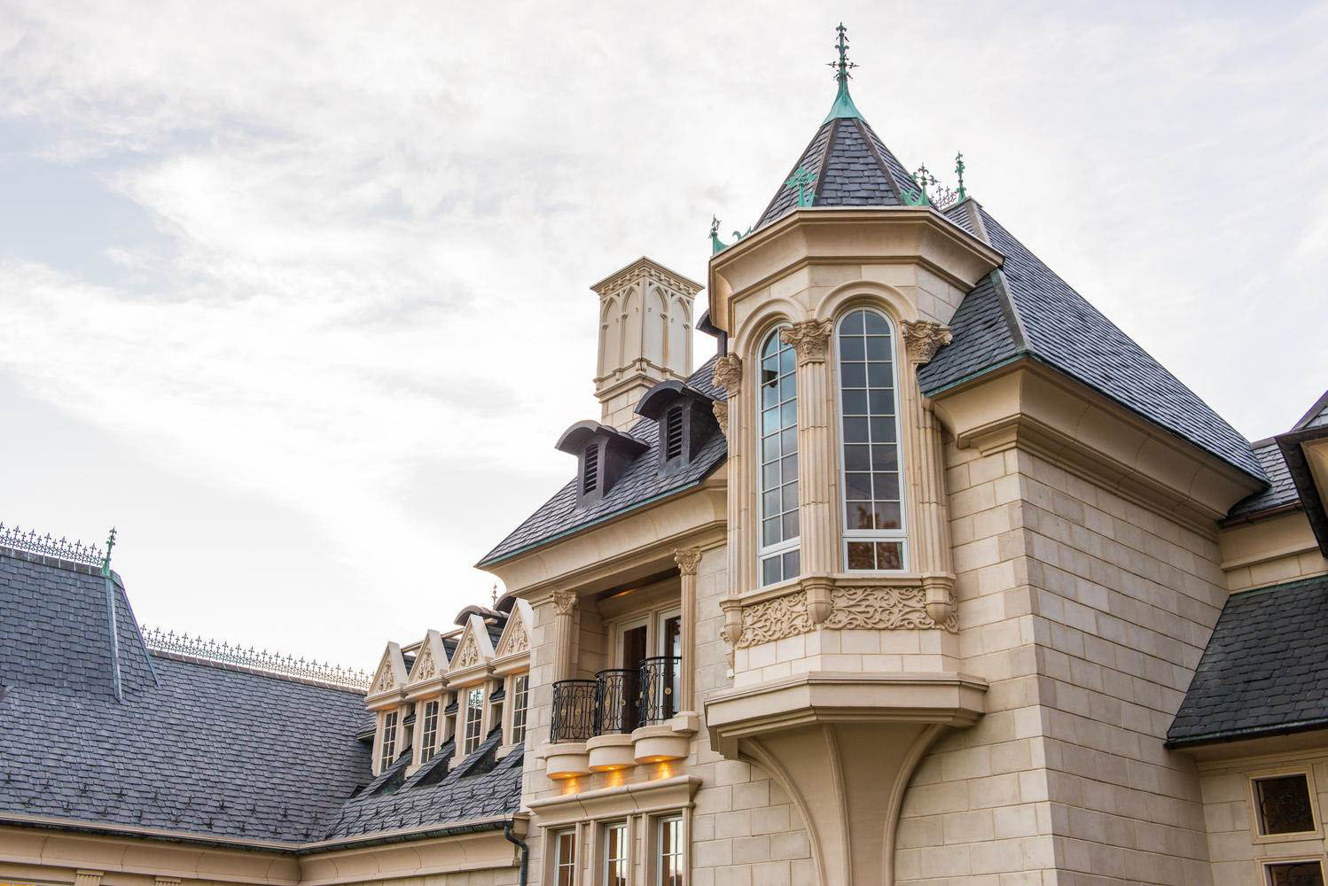 Mountain Chateau Mansion Colorado 4