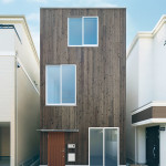 Minimalist Vertical House By Muji: The Ultimate Prefab-Pack Home Kit