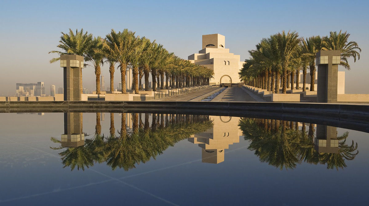 Museum Of Islamic Art In Doha By I M Pei Idesignarch Interiors Inside Ideas Interiors design about Everything [magnanprojects.com]