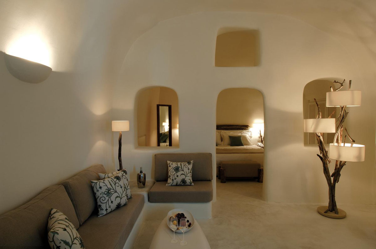 Mystique Resort – A Luxury Collection Hotel In Santorini ...