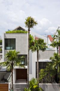 Modern House Ho Chi Minh City Vietnam