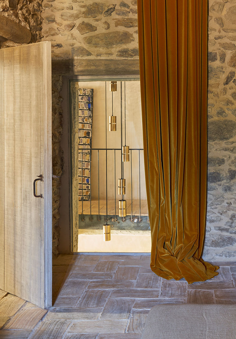 Natural Stone Farmhouse Converted Into Rustic Country House 8 Idesignarch Interior Design Architecture Interior Decorating Emagazine