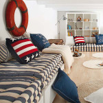 Nautical Inspired Bedroom For Boys