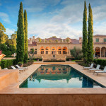 Neoclassical Chateau Style Estate In Texas