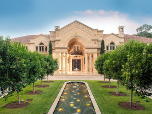 Neoclassical French Style Estate