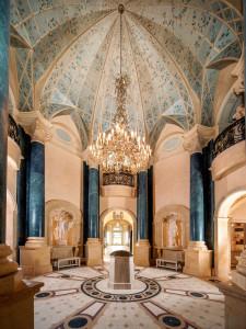 Luxury Home Grand Lobby