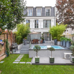 Exquisite Contemporary Townhouse In Neuilly-Sur-Seine