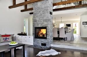 Contemporary New England Interior Design