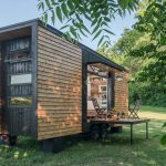 Luxury Tiny House with Flexible Configuration and Large Kitchen