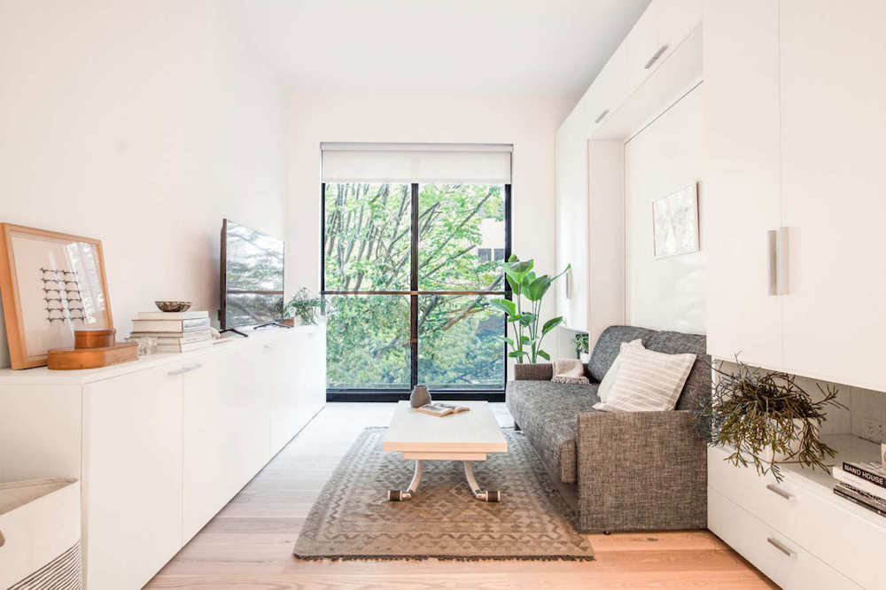 Prefab New York Micro Unit Apartment Building Offers
