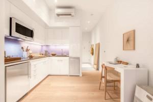Micro Studio Apartment Kitchen Design